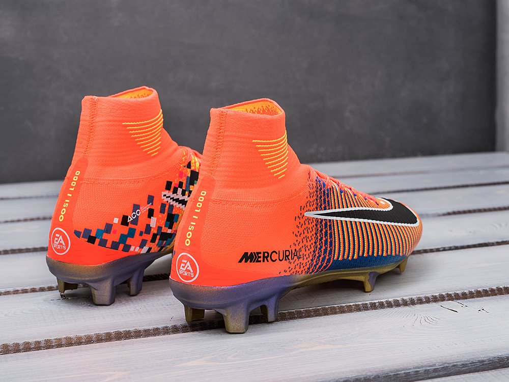 huge selection of 69521 bae7b Футбольная обувь NIke Mercurial x EA SPORTS FG