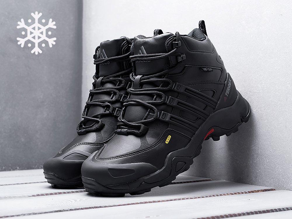 Ботинки Adidas Terrex Winter цвет Черный
