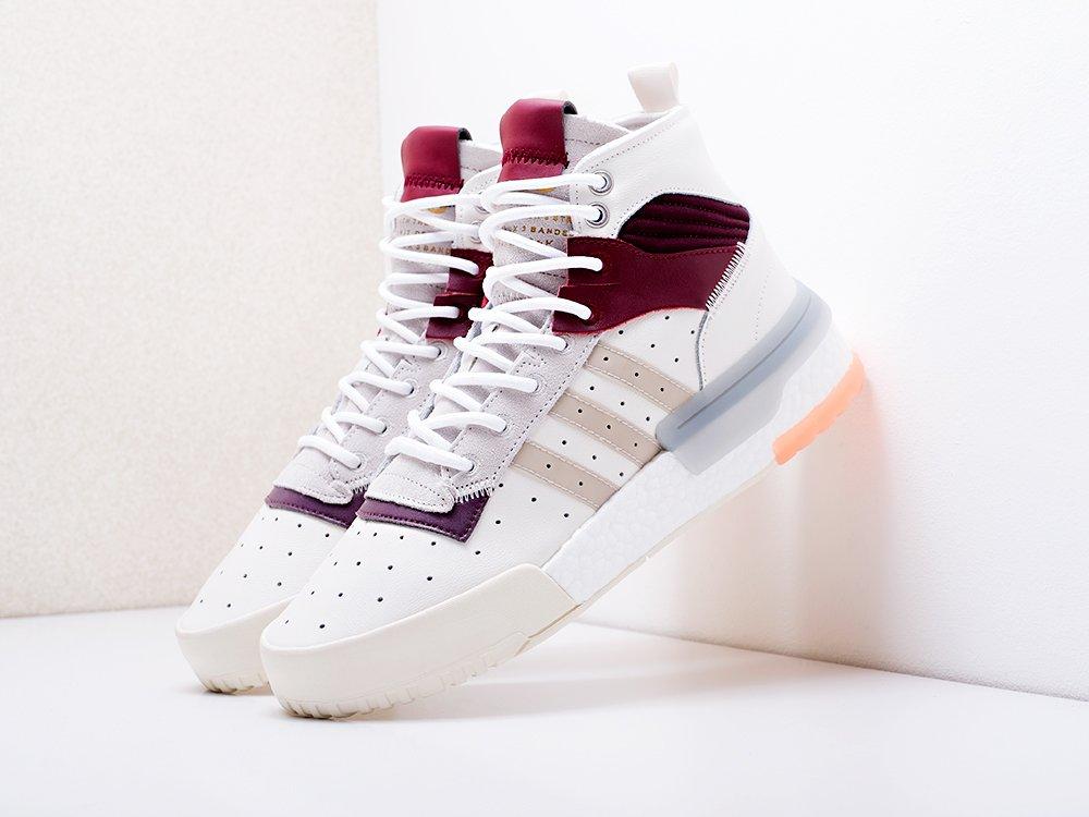 Кроссовки Adidas Rivalry RM цвет Белый