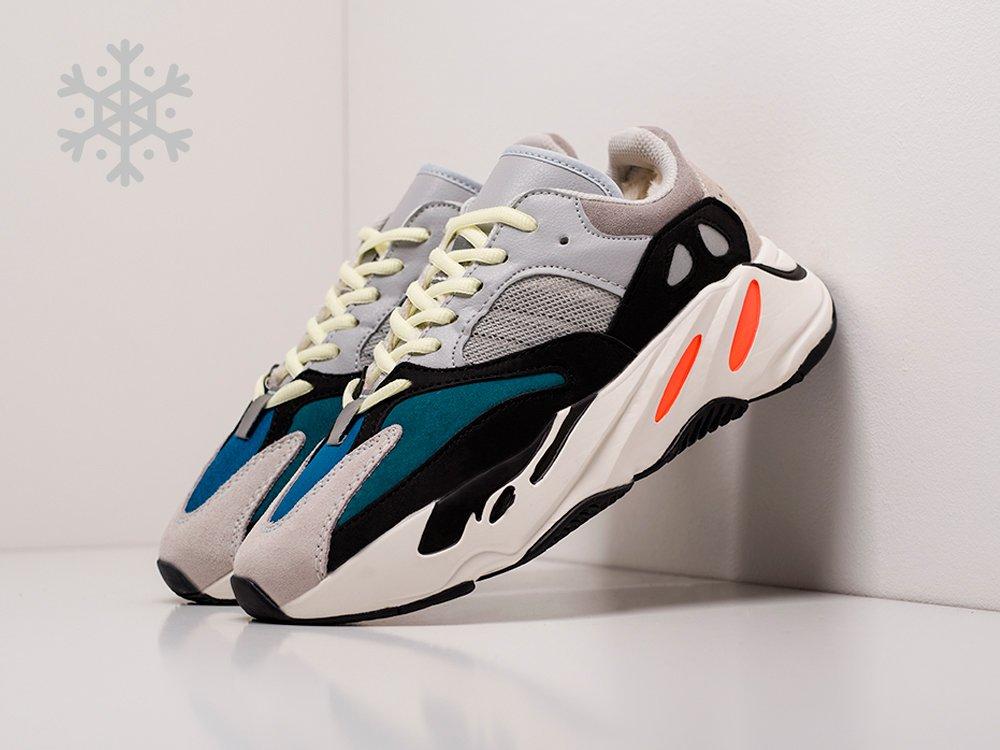 Кроссовки Adidas Yeezy Boost 700 цвет Серый