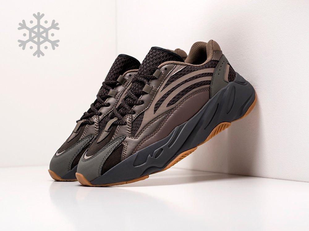 Кроссовки Adidas Yeezy Boost 700 v2 цвет Коричневый