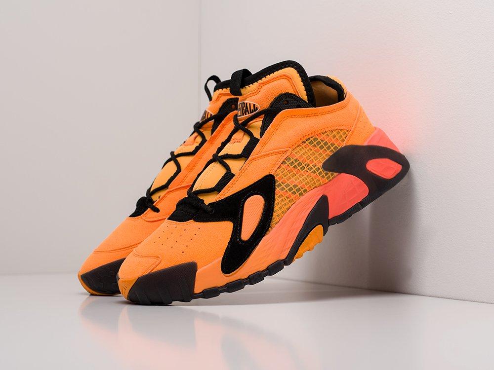 Кроссовки Adidas Streetball цвет Оранжевый