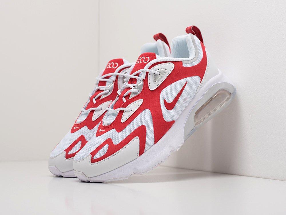Кроссовки Nike Air Max 200 цвет Красный