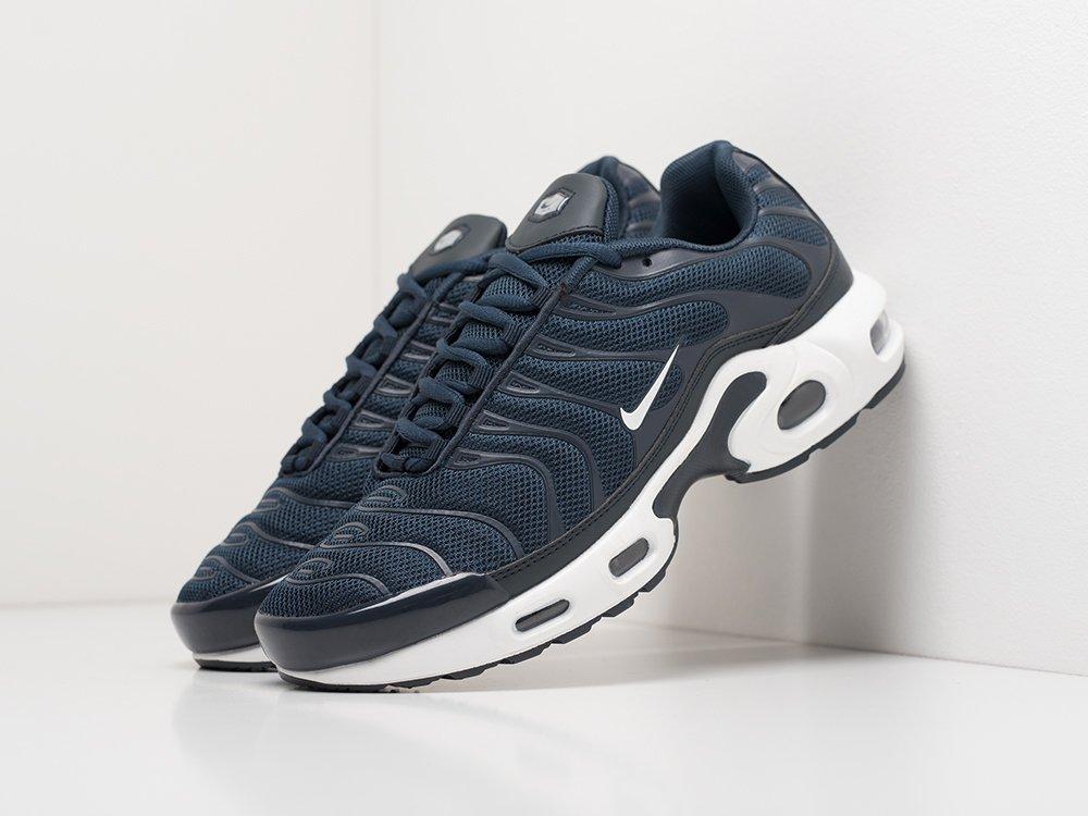 Кроссовки Nike Air Max Plus цвет Синий цвет Синий