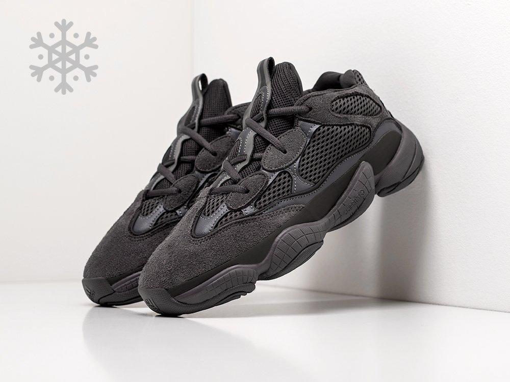 Кроссовки Adidas Yeezy 500 цвет Черный