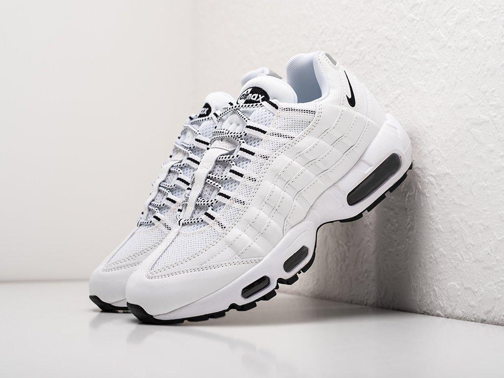 Кроссовки Nike Air Max 95 цвет Белый